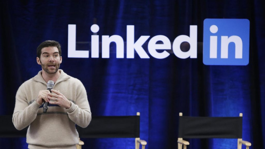 Jeff Weiner, CEO do LinkedIn